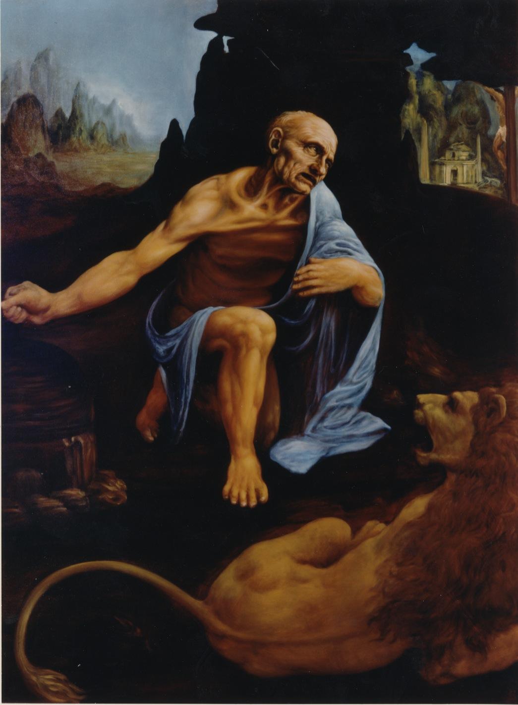 Finishing Da Vinci | Angus Carroll's Blog
