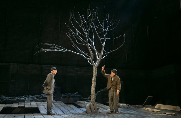 Waiting for Godot Scene